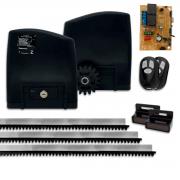 Kit Motor de Portão Deslizante RCG Slider PL Clean 300