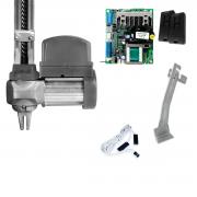 Kit Motor de Portão Eletrônico Basculante PPA Bv Condominium Jet Flex