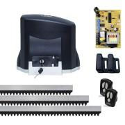 Kit Motor de Portão Eletrônico Deslizante KDZ Speed 1/3 HP Garen