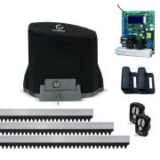 Kit Motor Portão Eletrônico Garen KDZ TSI Speed 1/2 Hp