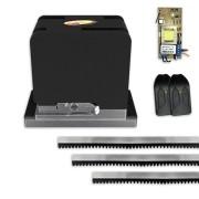 Kit Motor de Portão Eletrônico Deslizante PPA DZ Cube 550