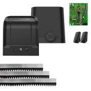 Kit Motor de Portão Eletrônico Intelbras Deslizante DR 600 1/3 Hp