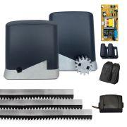 Kit Motor para Portão Automático PPA Dz Home 300 + Tx Car