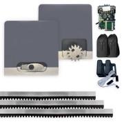 Kit Motor de Portão Eletrônico PPA DZ HUB 550 KL Jet Flex