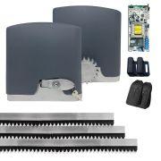 Kit Motor de Portão Eletrônico PPA Dz Rio R700 1/2 Hp