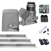 Kit Motor de Portão Industrial PPA DZ 1500 Jet Flex Connect