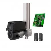 Kit Motor para Portão Basculante Intelbras BR 400 Fast  Acion. 2.00 mts