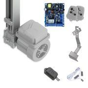 Kit Portão Eletrônico Basculante Peccinin Fast Gatter 1/4 com TX Car