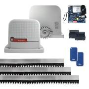 Kit Portão Eletrônico Deslizante Peccinin DZ Robo 400 i-HS