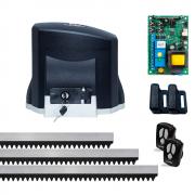 Kit Portão Eletrônico Deslizante Garen Kdz Speed 1/3 HP