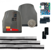 Kit Motor de Portão Deslizante Peccinin SR 800 i-HSC