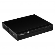 Nvr Intelbras Nvd 1408 P 4K 8 Portas PoE Gravador Digital de Vídeo