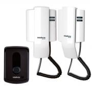 Porteiro Intelbras Residencial IPR 8010 Com 02 Monofones Interno