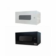 "Rack 5U X 350mm 19"" Max Eletron Porta Visor Acrílico"