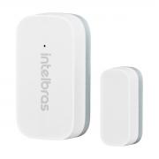 Sensor de Abertura Intelbras ASA 3001 Sem Fio Smart  Notificação App Celular
