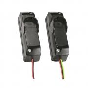 Sensor de Barreira Fotocélula PPA F32 para Motor de Portão