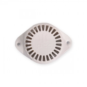 Sirene IPEC Elite para Central de Alarme e Cerca Elétrica 116 dB