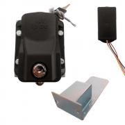 Trava Portão Basculante Ipec Eco Lock Com Temporizador