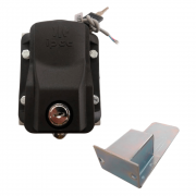 Trava Elétrica Portão Automático Ipec Eco Lock Sem Temporizador