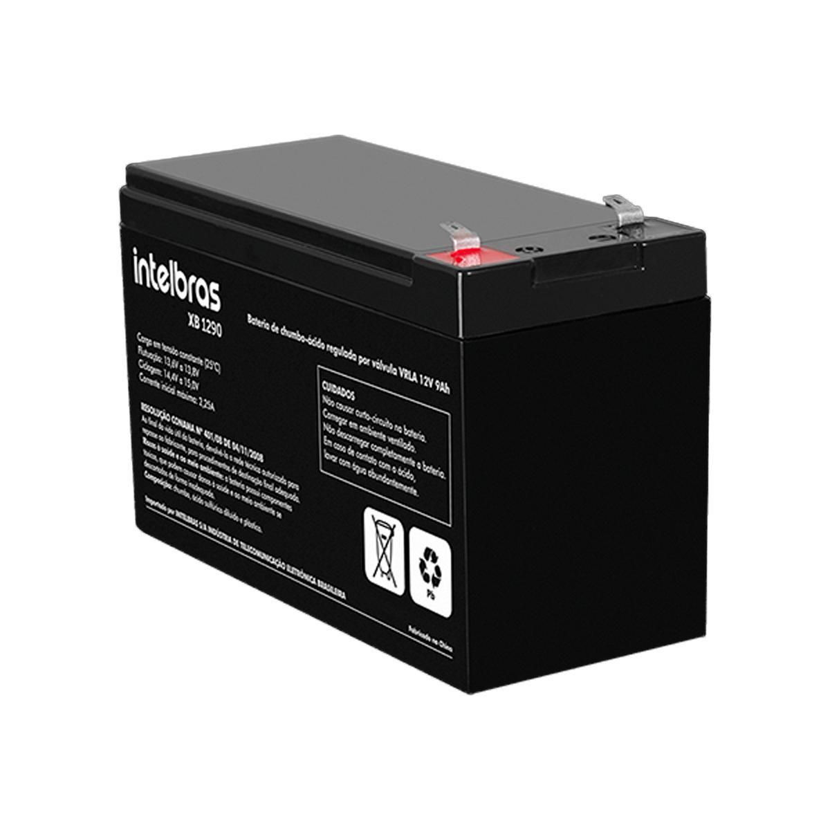 Bateria de Chumbo-Ácido Intelbras 12V XB 1290
