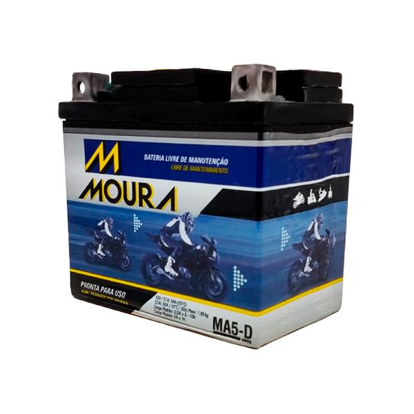 Bateria Moura MA5-D MMV