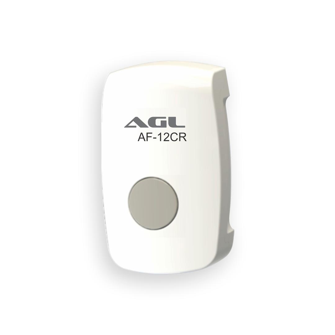 Botoeira Agl Af12Cr com Receptor para Controle Remoto