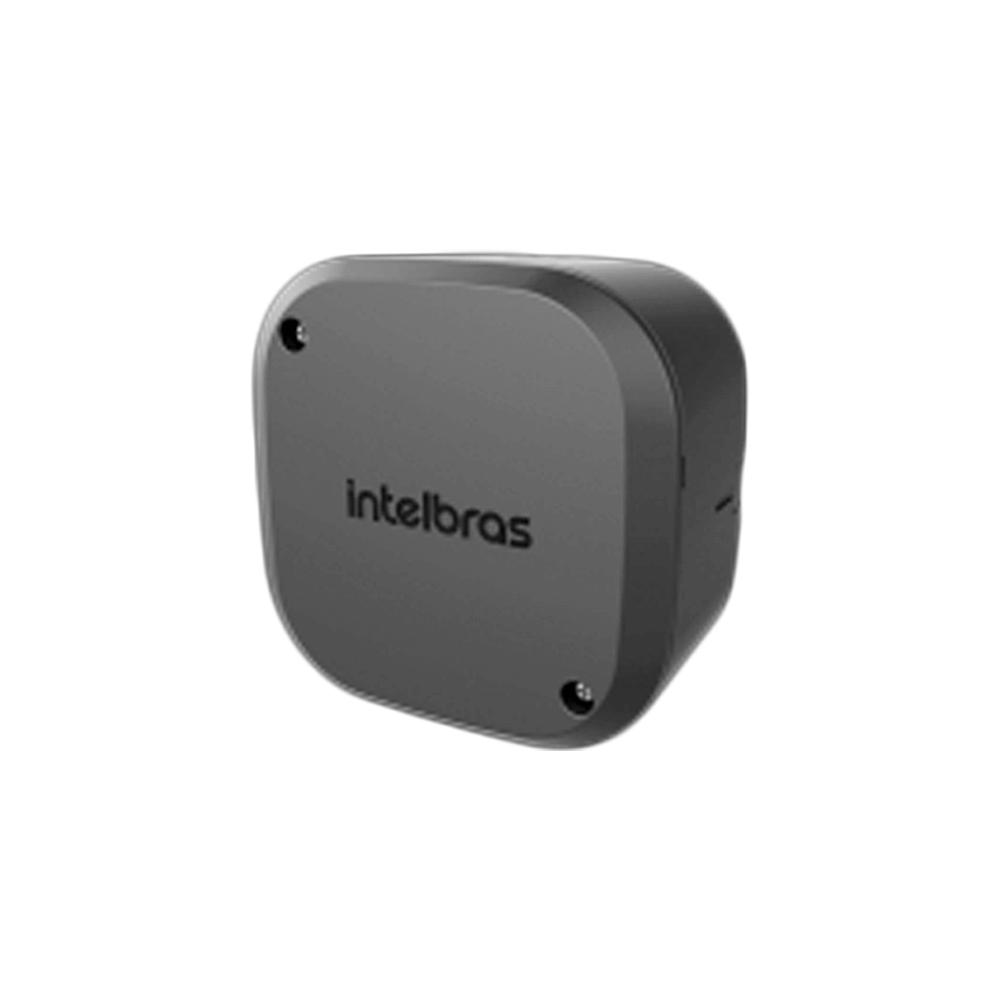 Caixa de Passagem de Cabos Para CFTV Vbox 1100 Black Intelbras