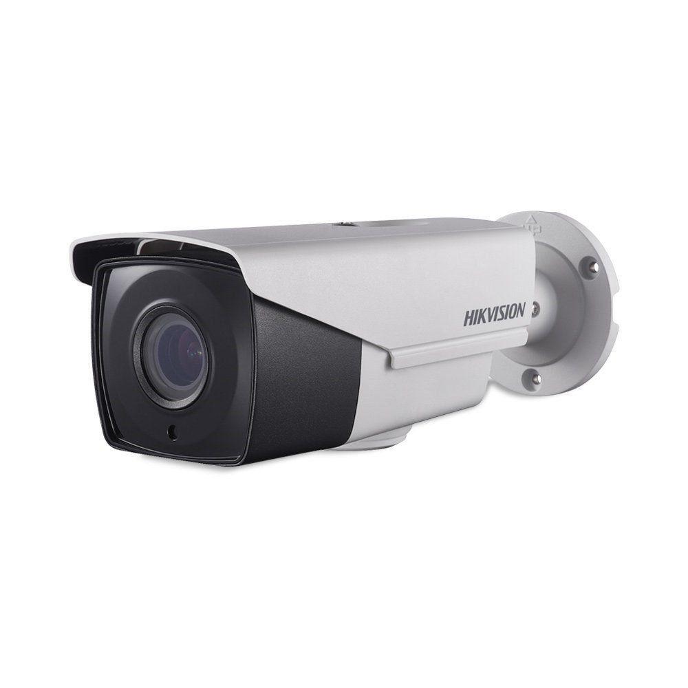 Câmera De Segurança Hikvision Turbo HD 3.0 Lente Varifocal 2.8-12mm