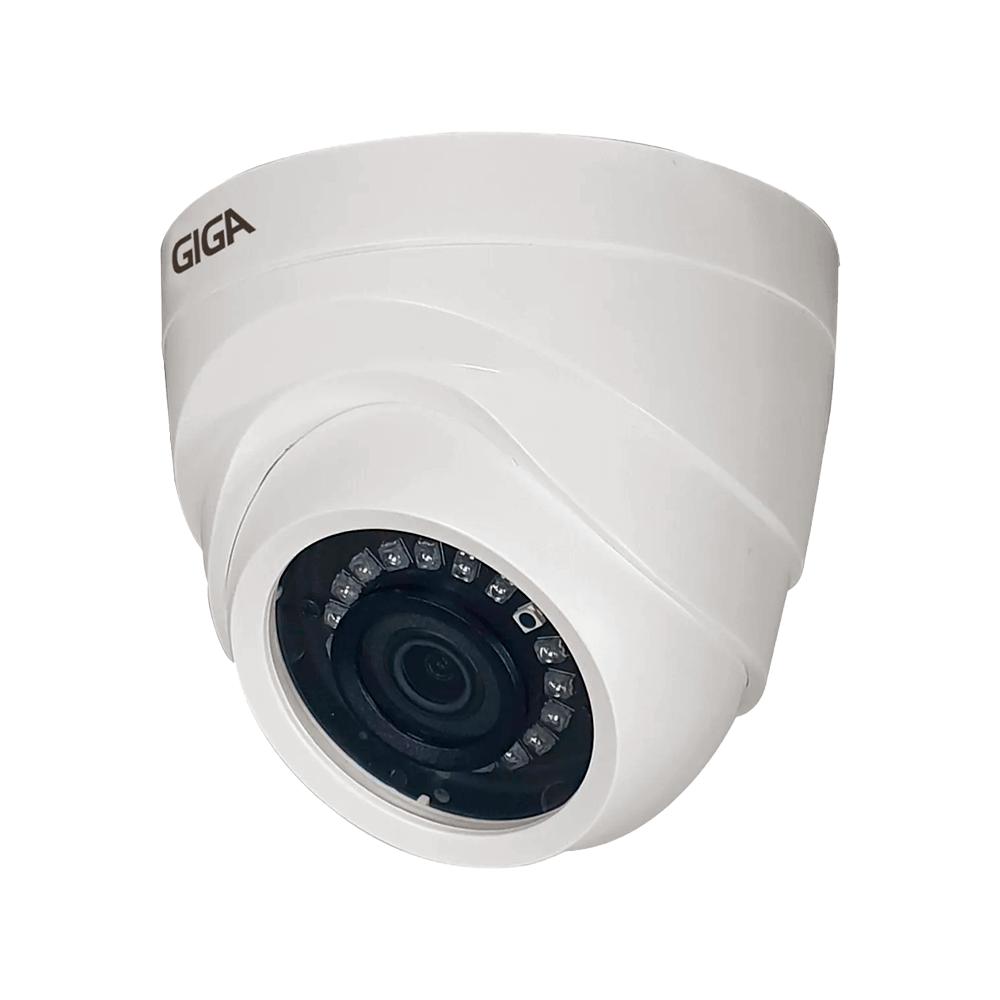 Câmera de Segurança Giga GS0270 Dome 1080p Full HD Série Orion