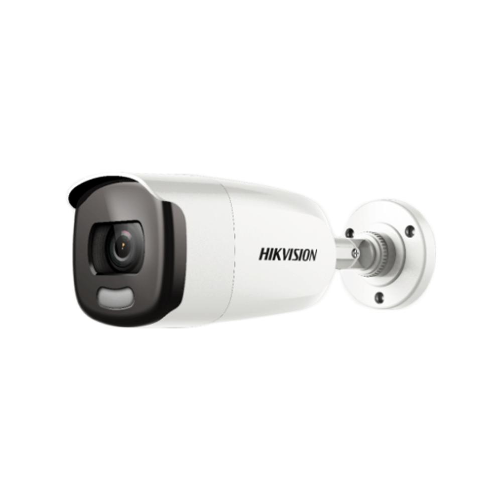 Câmera de Segurança Hikvision ColorVu Bullet 2 MP DS-2CE12DFT-FC