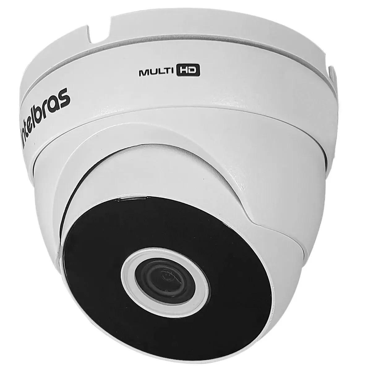 Câmera de Segurança Intelbras VHD 3220 D G6 Dome Full HD 1080p