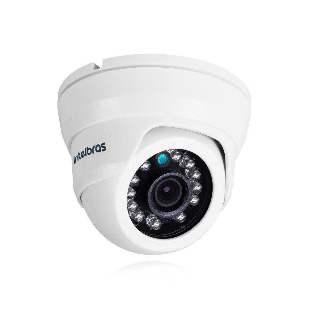 Câmera Intelbras VMD 1120 IR G3 Dome HD 720p 20 metros