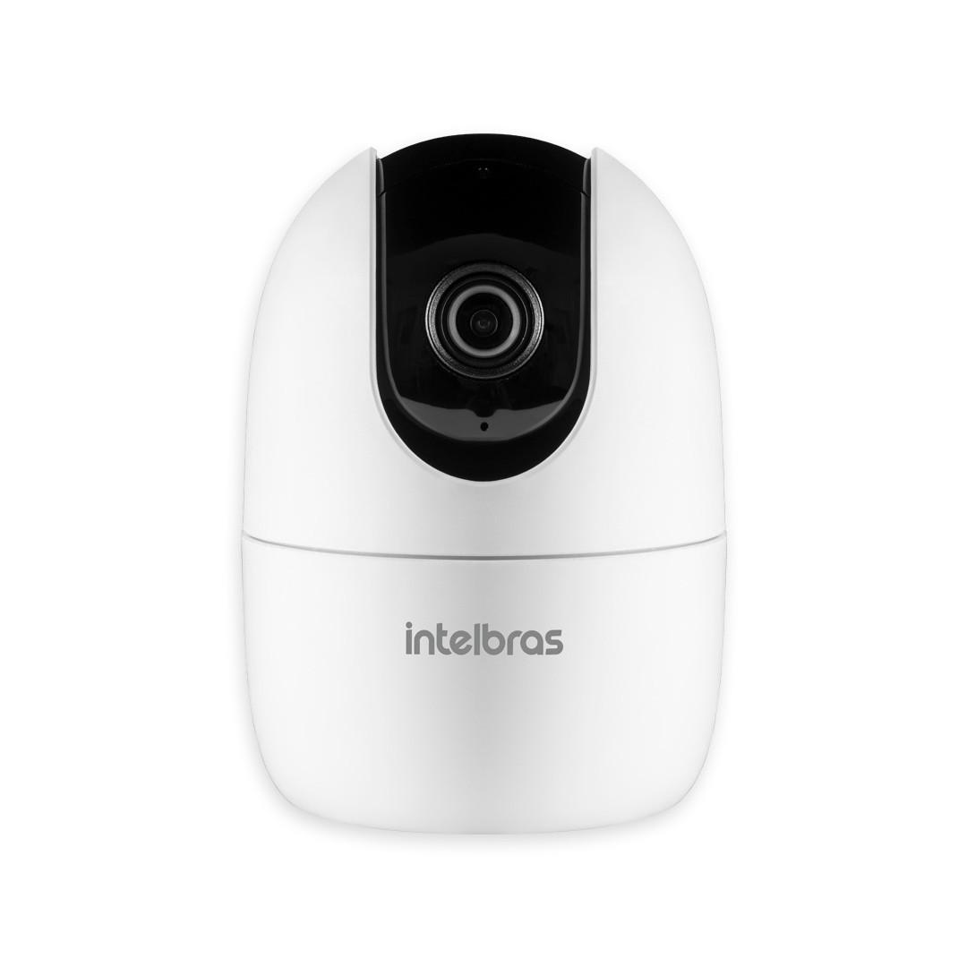 Câmera de Segurança Intelbras Wi-Fi iM4 Interna Full HD 360°