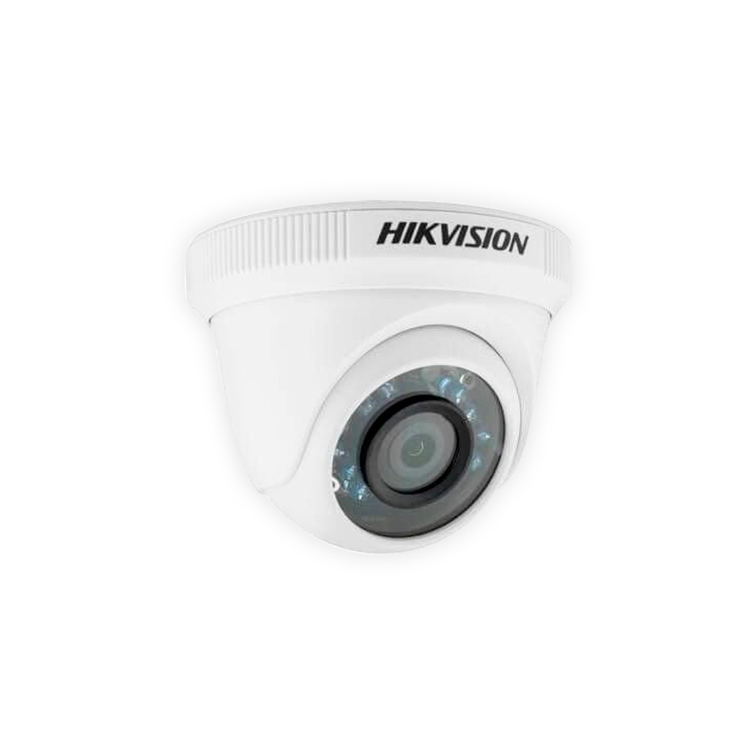 Câmera Hikvision Dome Full HD 1080P Infravermelho 2MP DS-2CE5AD0T-IRP
