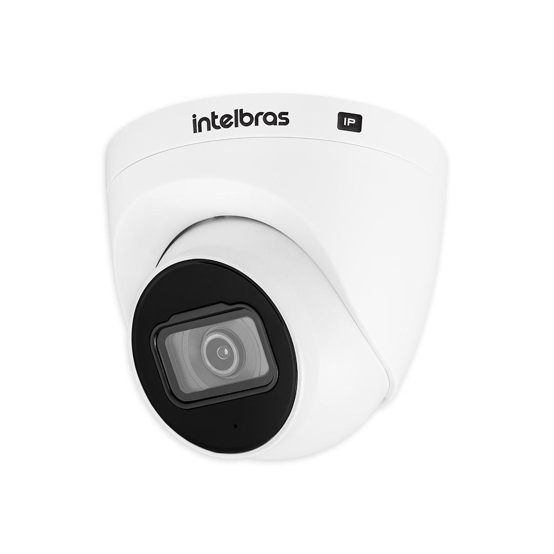 Câmera IP Intelbras Vip 3230 D SL Dome Starlight 2MP 2.8mm
