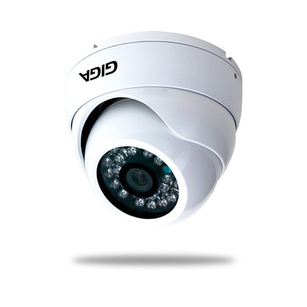 Câmera de Segurança Giga GS0051 Dome 1080p Sony Starvis