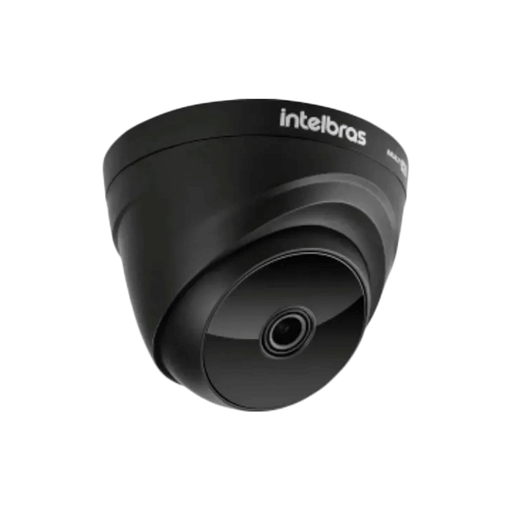 Câmera Intelbras Preta VHD 1220 D G6 Dome Black