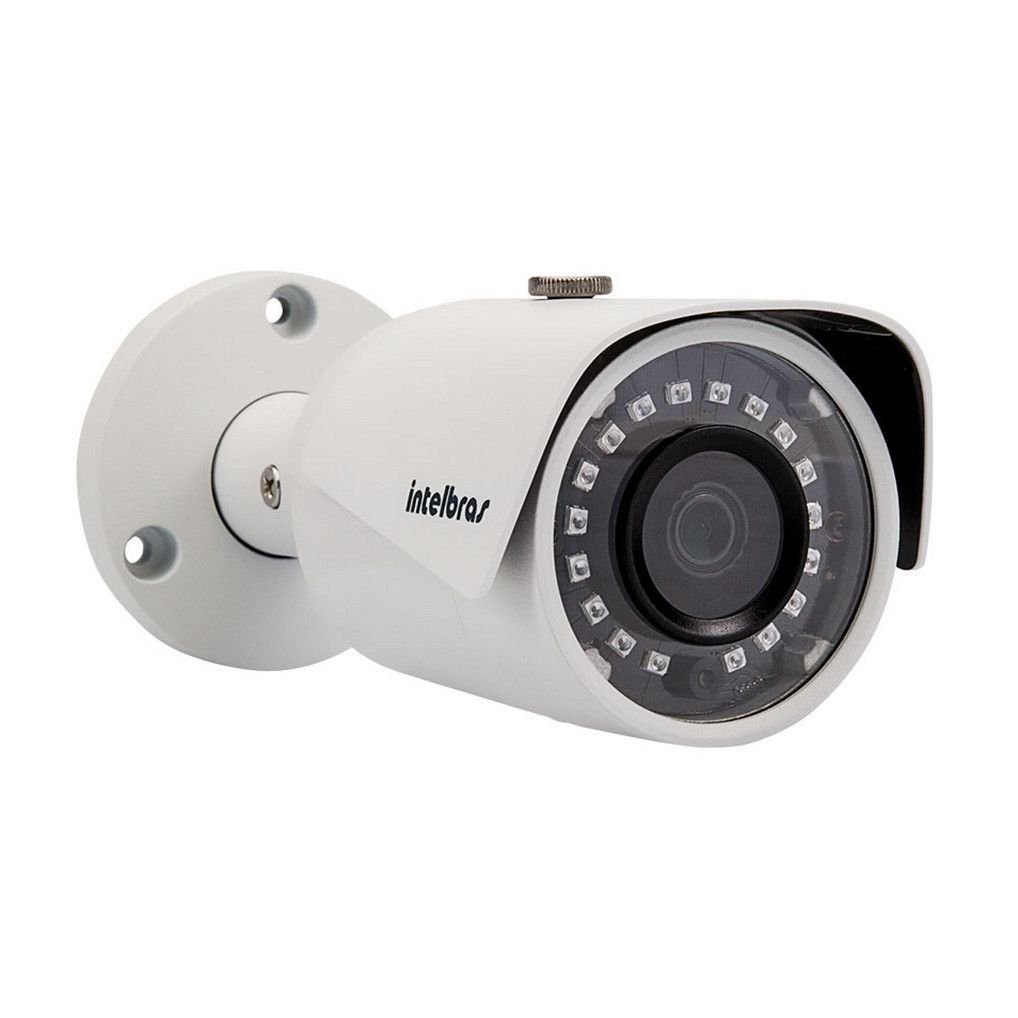 Câmera IP Intelbras VIP S3330 G2 Bullet 3 MP 3.6 mm 30 mts