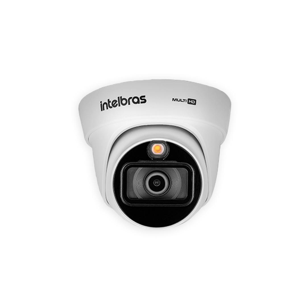 Câmera de Segurança Intelbras Multi HD VHD 3220 D Full Color