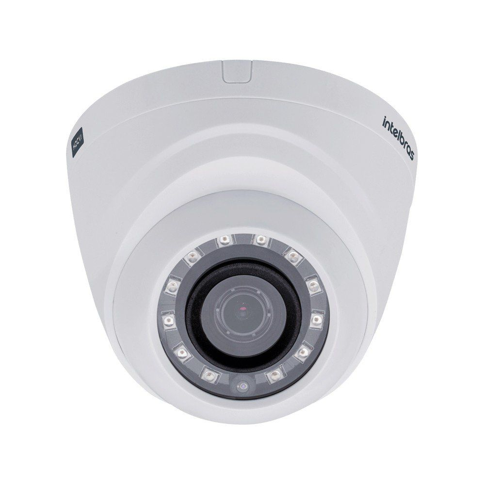 Câmera Intelbras VHD 1010 D G4 Dome Multi HD 720p IR 10 mts