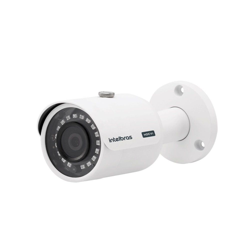 Câmera Intelbras VHD 5240 B HDCVI Bullet 1080p Starlight
