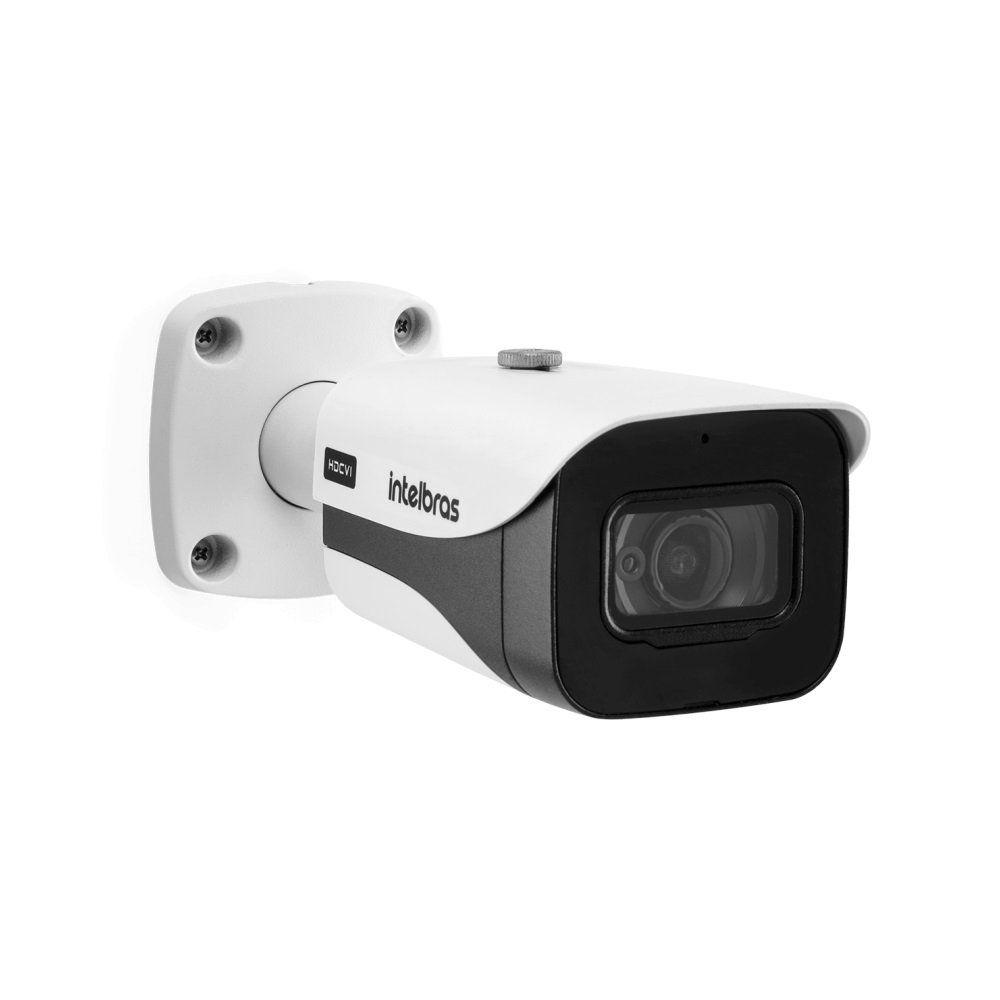 Câmera Intelbras VHD 5840 B 4K HDCVI Bullet IR 40 Metros