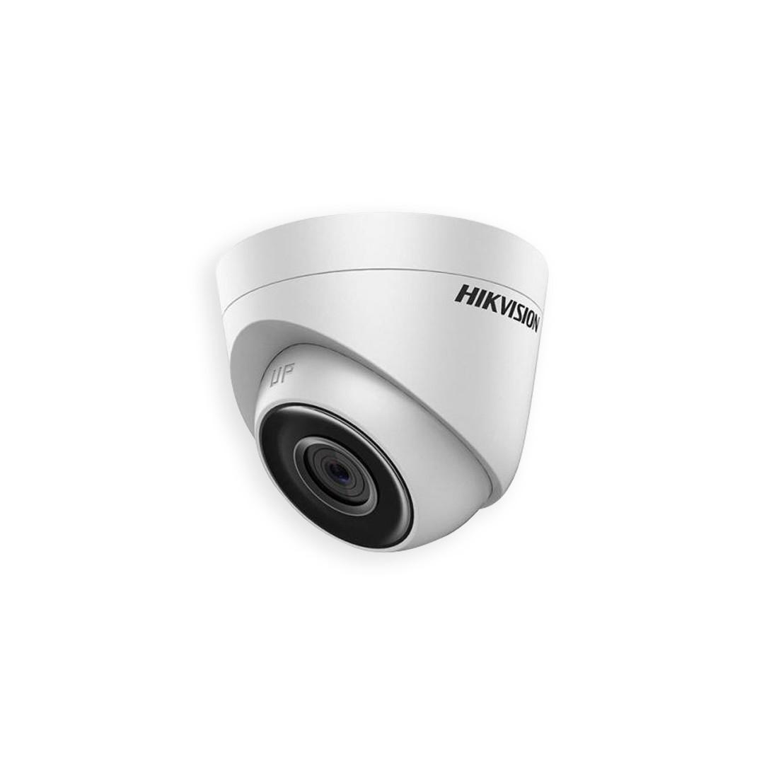 Câmera IP Hikvision Dome HD 1MP PoE Infravermelho 30 Metros