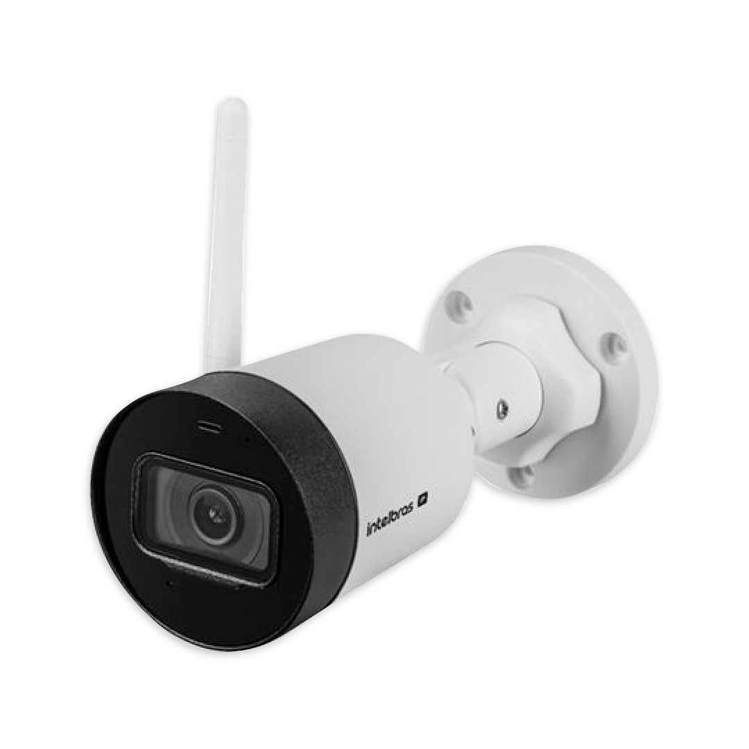 Câmera IP Wi-Fi Intelbras VIP 1230 W Full HD IR 30 Metros