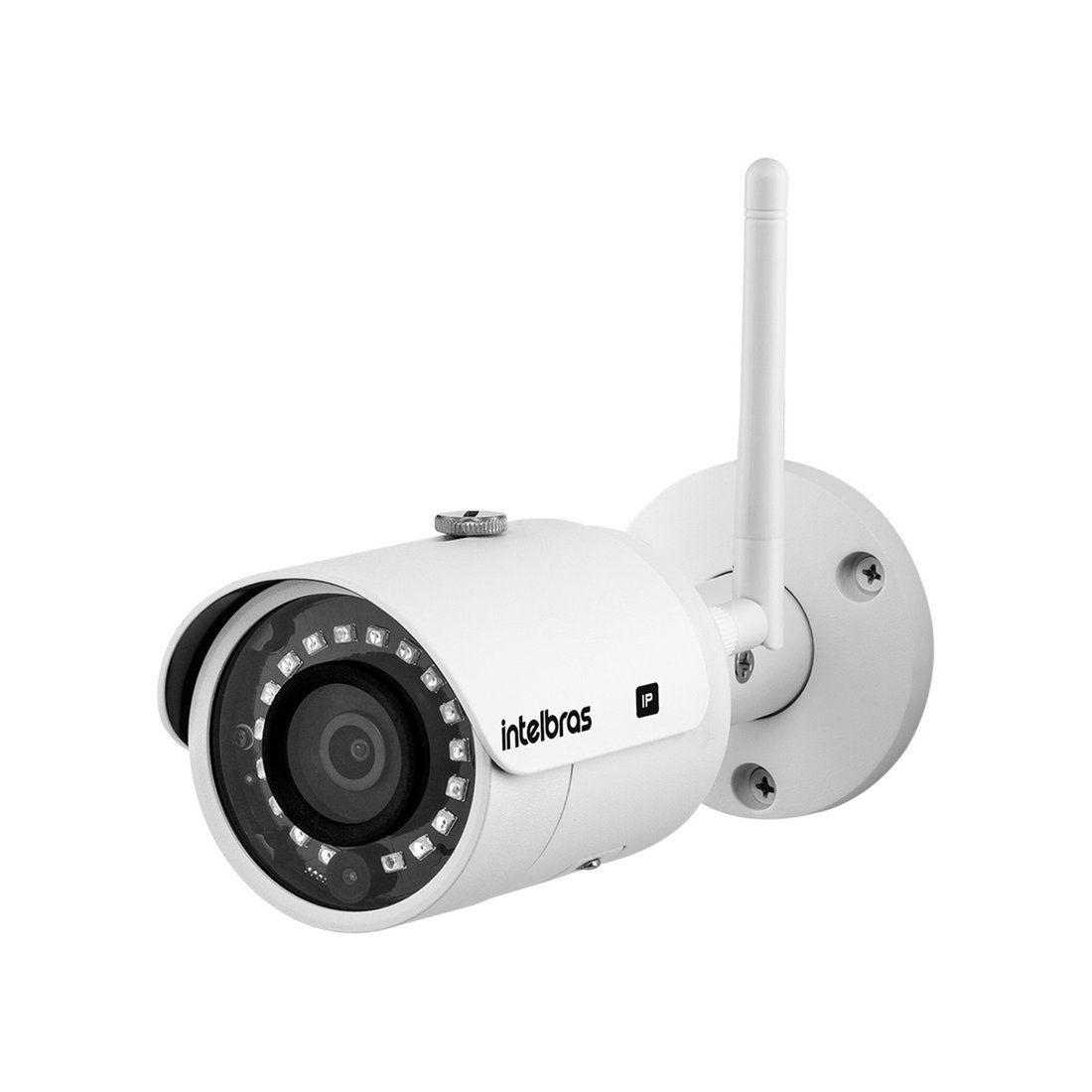 Câmera IP Wi-Fi Intelbras VIP 3230 W Full HD 2MP 30 Metros
