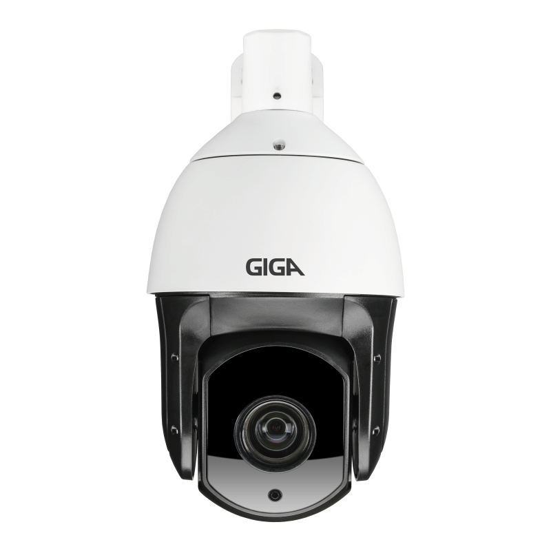 Câmera Speed Dome IP Giga GSIP2M18X120IR 2 MP 1/2.8 18X 120m