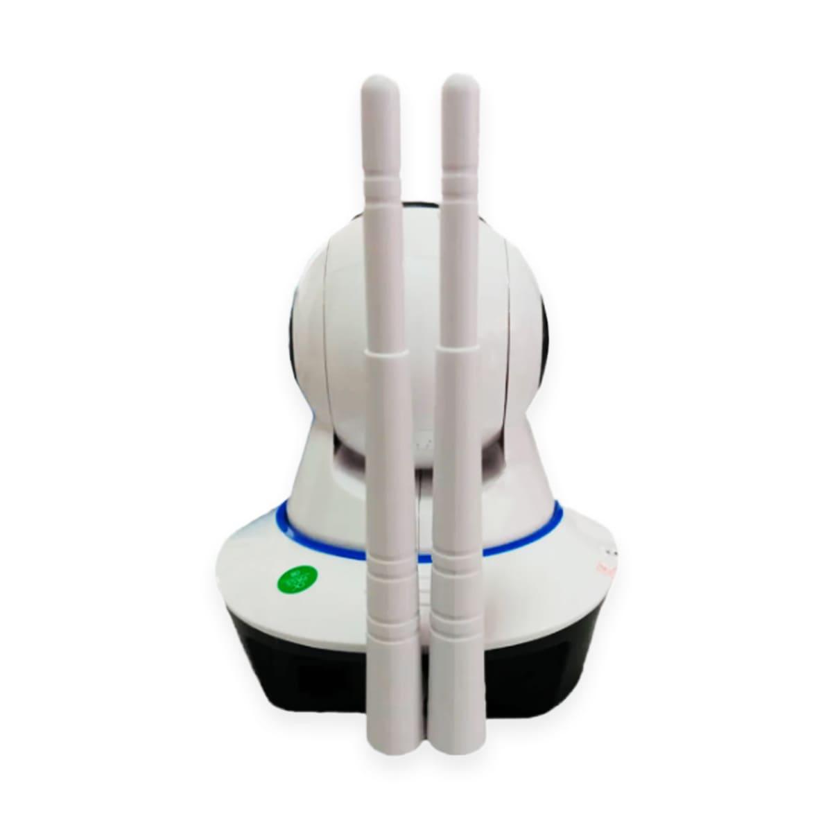 Câmera Wi-Fi HB TECH IP Robô 2.0 Megapixel Pan Tilt
