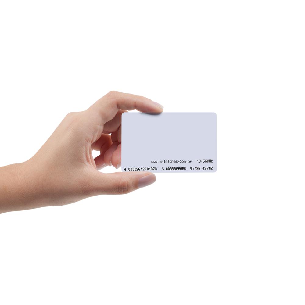 Cartão de Proximidade Intelbras TH 2000 MF RFID 13,56 MHz