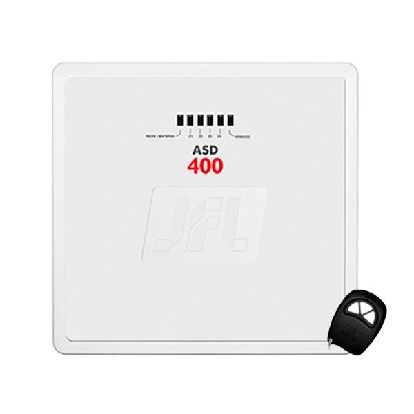 Central de Alarme Residencial JFL ASD 400 4 Zonas Sem Fio