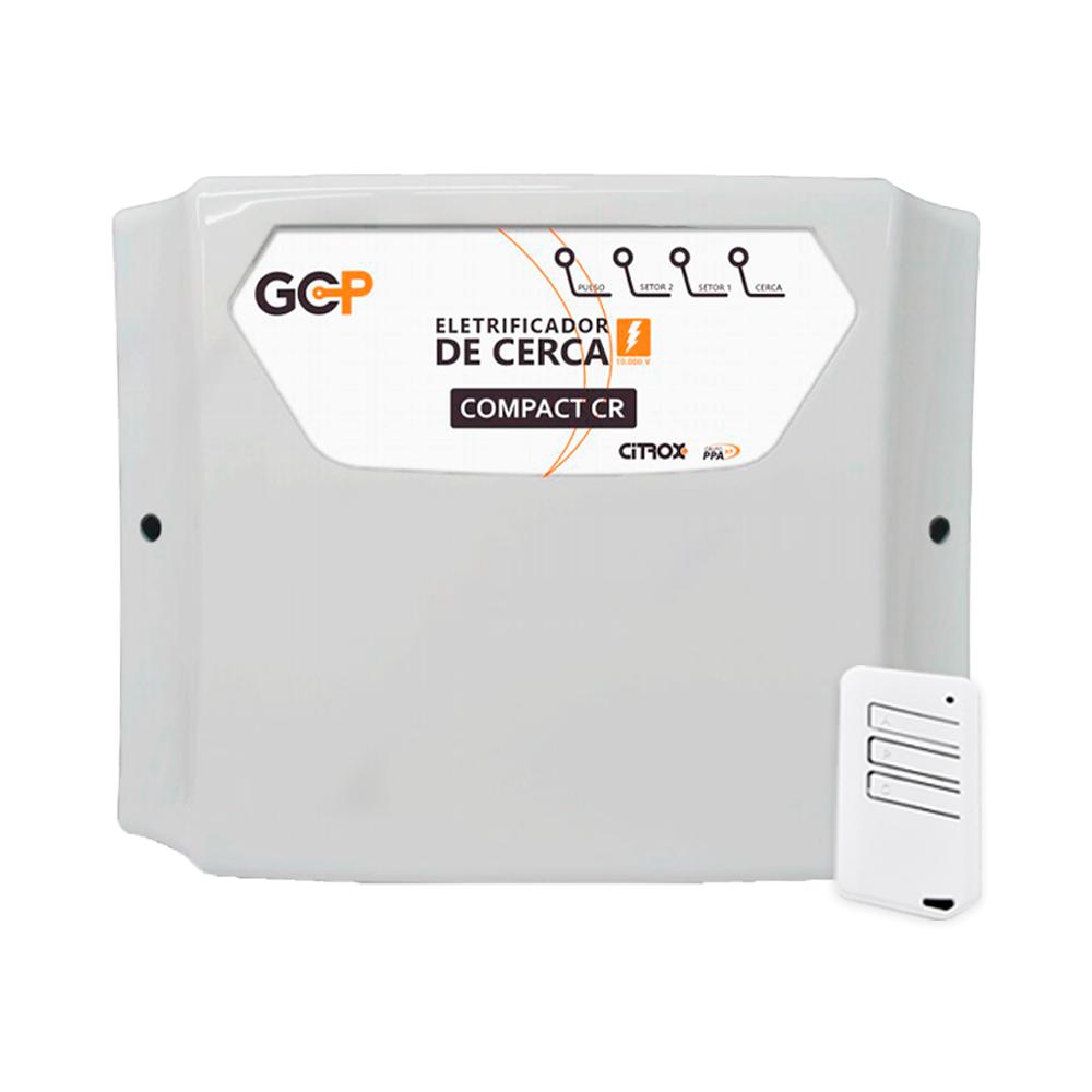 Central de Cerca Elétrica Com Alarme GCP SMD Compact CR